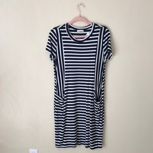 Dresses & Skirts - Stripe day dress with pockets